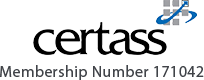 CERTASS - Membership Number 171042