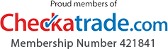 Checkatrade - Membership Number 421841